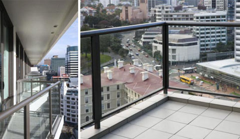 Balustrades Aluminium Extrusions And Balustrade Systems