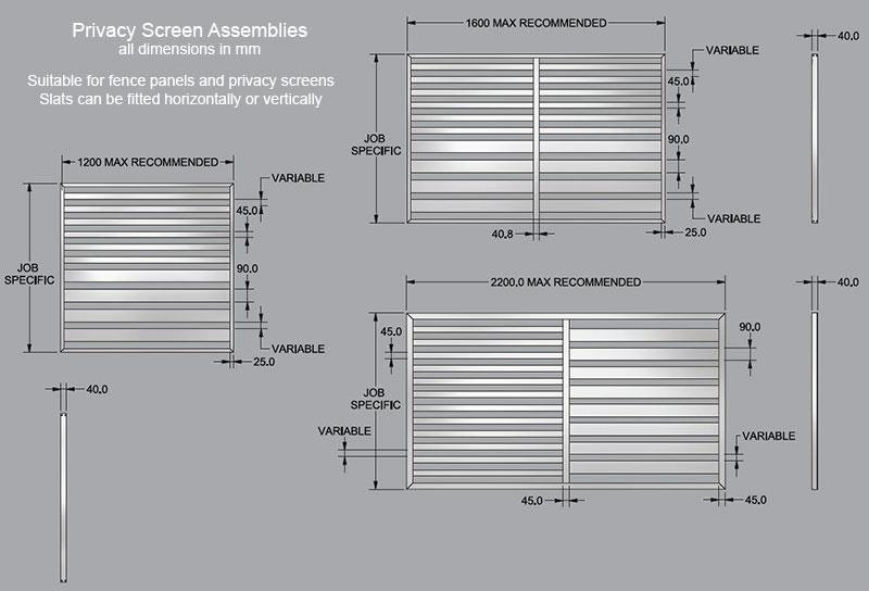 Balustrades - Aluminium Extrusions and Balustrade Systems