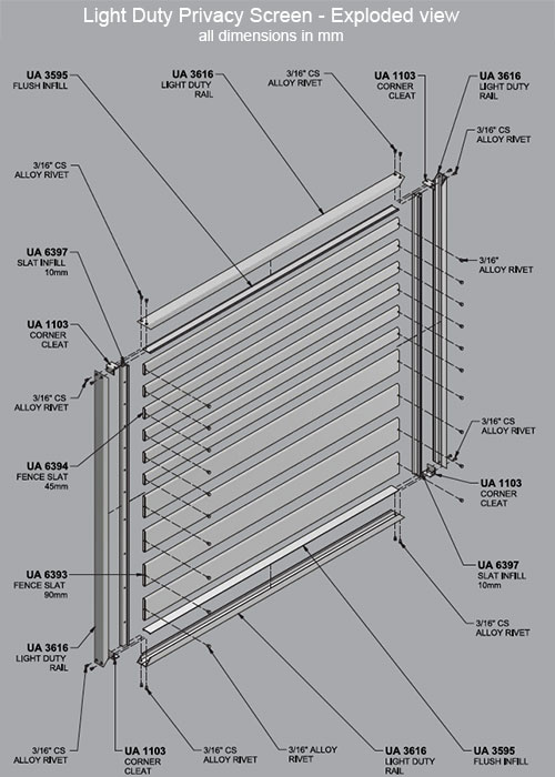 Stainless steel balustrade systems nz