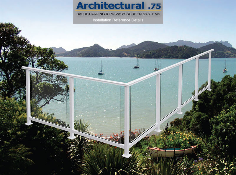 Balustrades - Aluminium Extrusions and Balustrade Systems