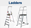 Commercial ladders and scaffolding