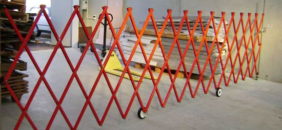 Expandable Barriers And Expandable Gates From Ullrich