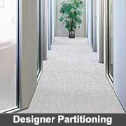 Designer partitioning from Ullrich Aluminium