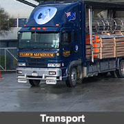 Transport Industry aluminium extrusions from Ullrich Aluminium