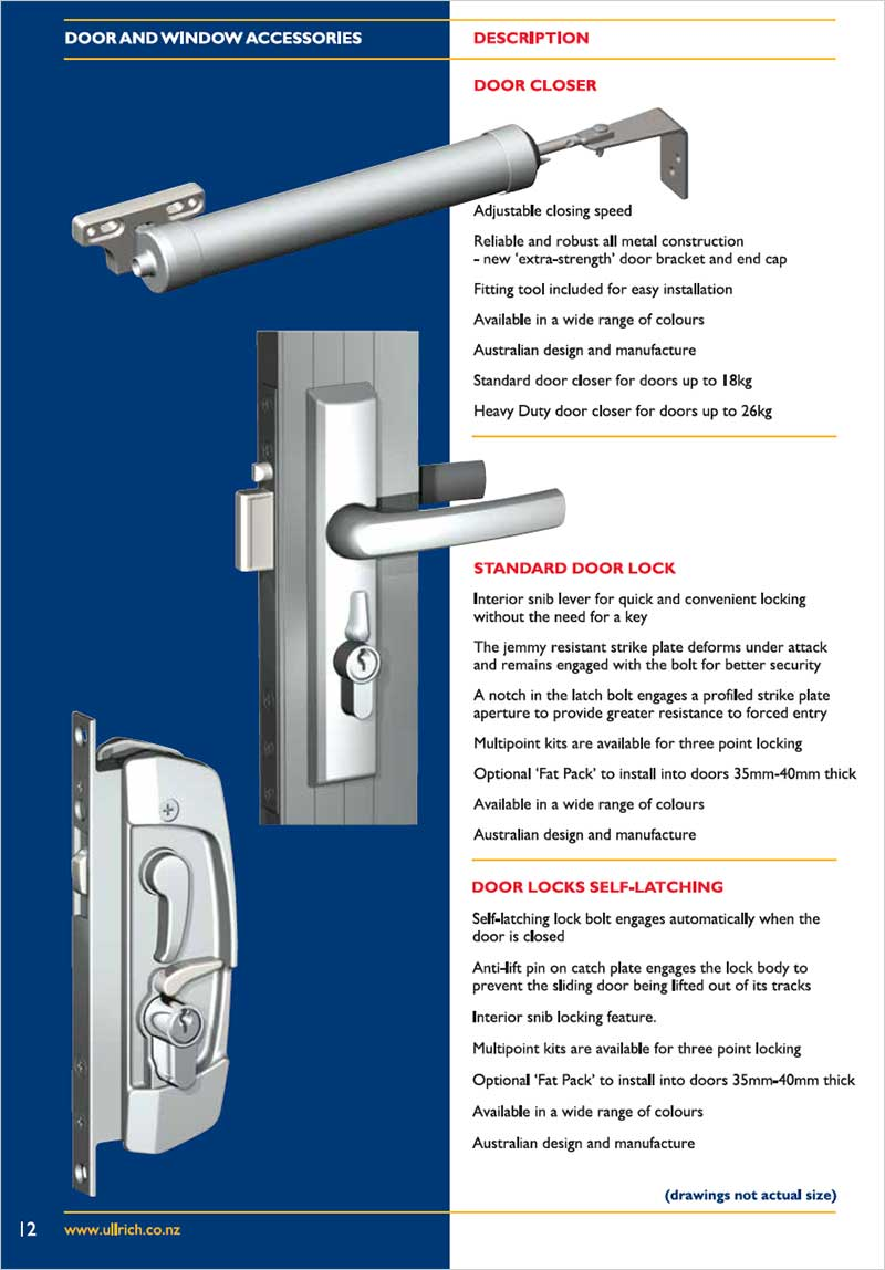 Security Doors and Screens for home or work security