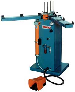 Tekna 259 Adhesive applying machine