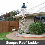 Scorpro pole and roofing laddersLadders from Ullrich Aluminium
