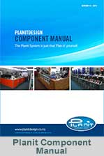 Planit Component Catalogue