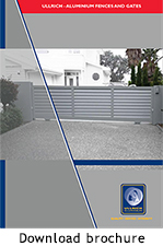 Fences and gates brochure