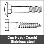 Cup Head andcoach SS steel