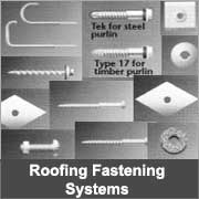 Roof fastening systems